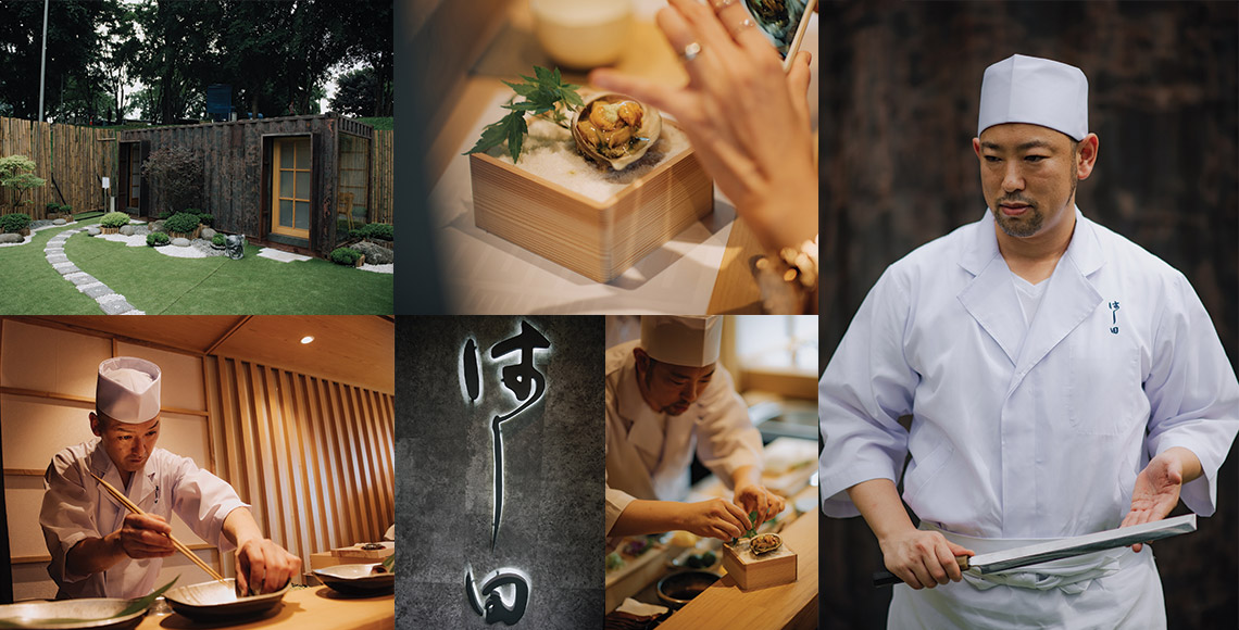 The First Luxury Al Fresco Experience in Jakarta with World Class Chef and Designer